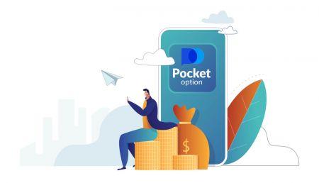 Cómo retirar dinero de Pocket Option